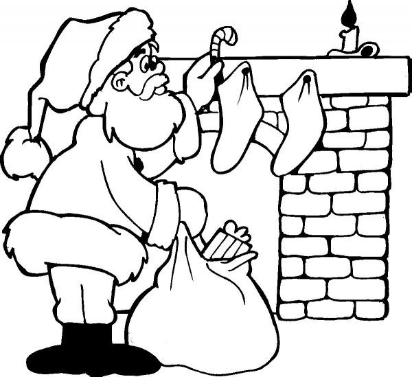 Imagens De Natal Para Imprimir E Pintar 6