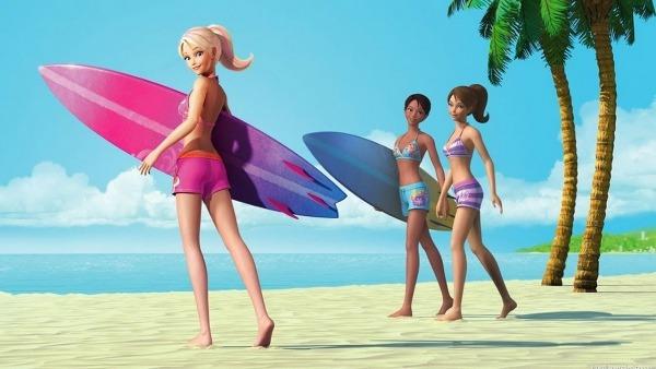 Games Barbie Em  Vida De Sereia