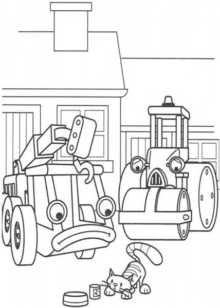 Fonte Resumida Kids  Bob O Construtor