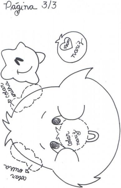 Fofuchas Eva E Cia  Ursinho Carinhoso