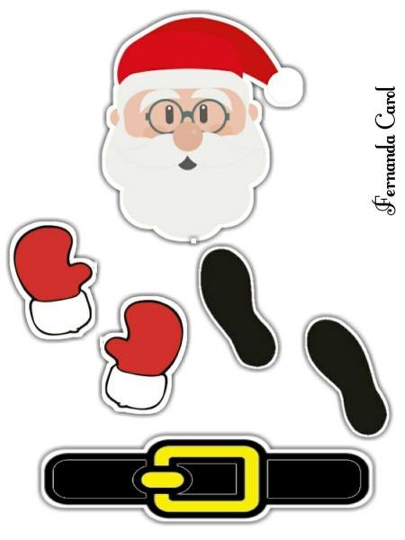 Topper Papai Noel