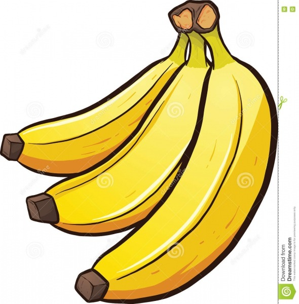 Cartoon Bananas Stock Vector  Illustration Of Cartoon