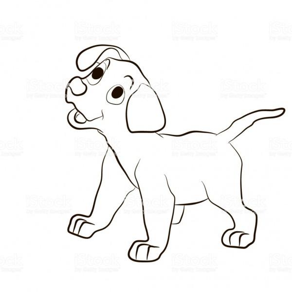 Desenhos De Cachorro Para Colorir E Montar – Desenhos Para Colorir