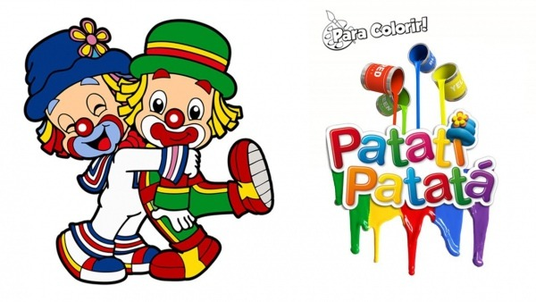 Desenhos Do Patati Patat Clipart Images Gallery For Free Download