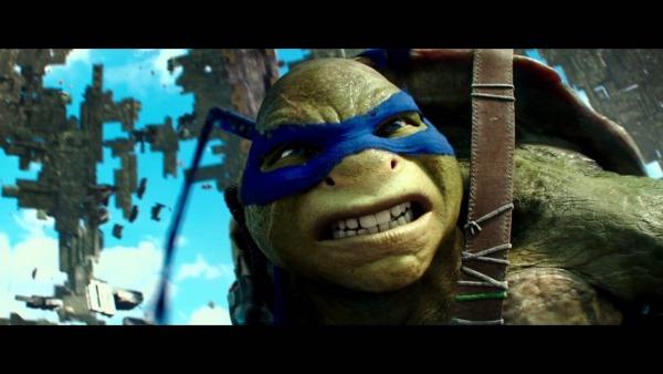 As Tartarugas Ninja  Fora Das Sombras