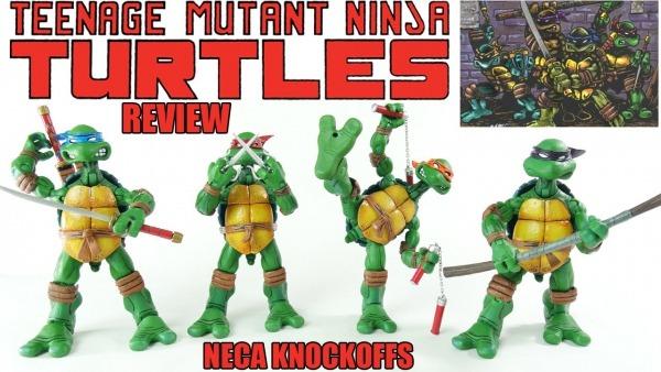 Review Tartarugas Ninjas Versão Piratas   Knock