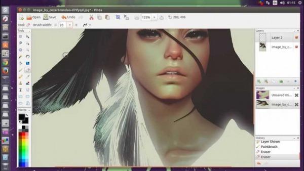 Pinta 1 5 Drawing Editing Program