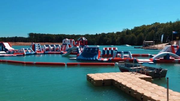 Aquafunpark Pinta Beach Opening