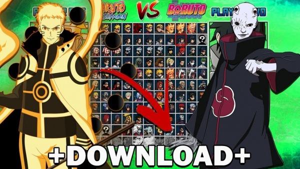 Naruto Shippuden Storm 5 Mugen 2019 +download GrÁtis+ (naruto
