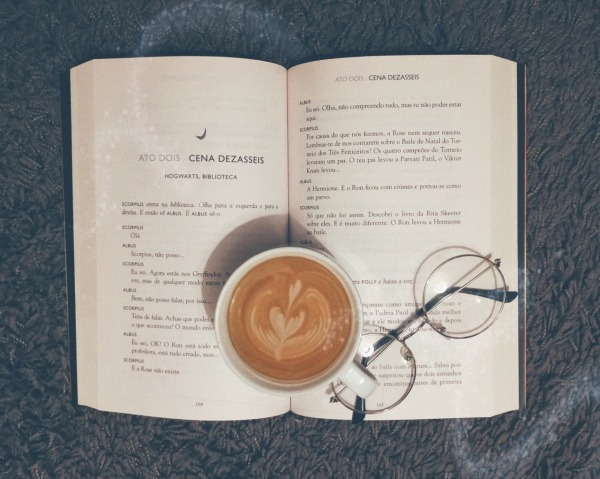 Image About Tumblr In Books And Coffee ☕📕💕 By Dreams_505