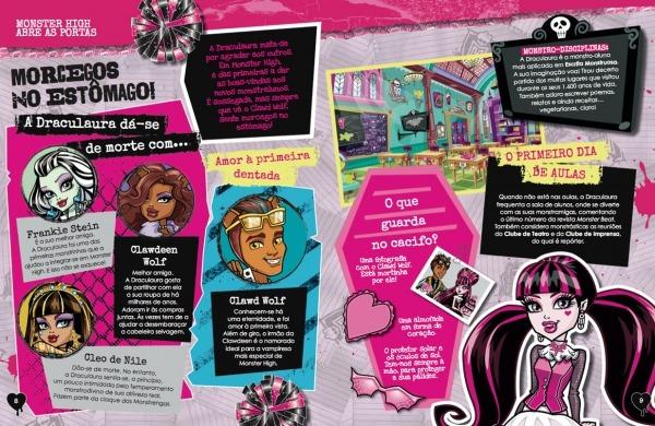 Coleção Monster High