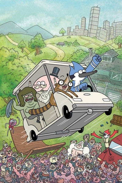 The Regular Show