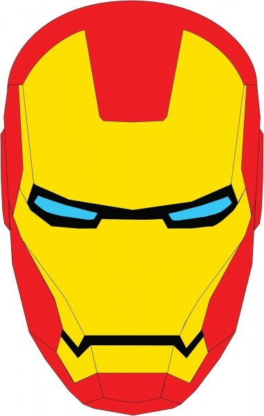 Images For   Iron Man Face