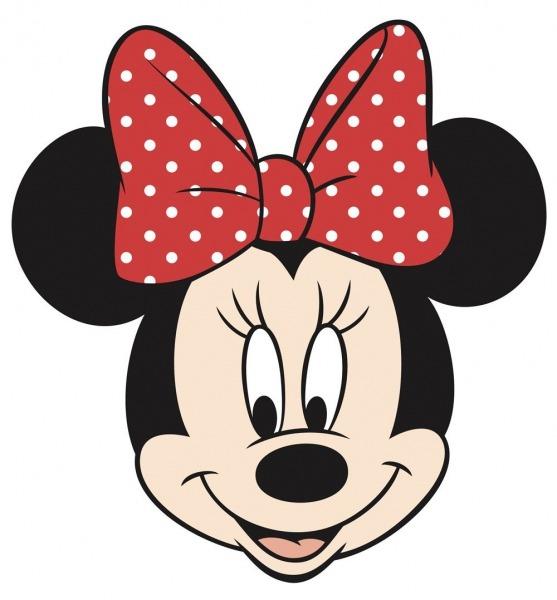 Lazo De Minnie Mouse Para Imprimir