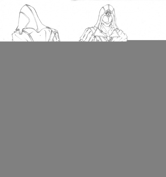 Assassin's Creed  27 (video Games) – Printable Coloring Pages