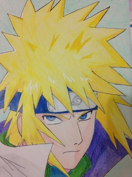 Encomenda Desenhos De Naruto