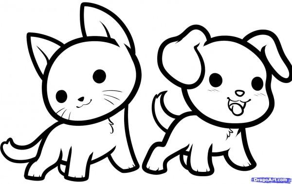 Desenhos Para Colorir (fácil Para Crianças)
