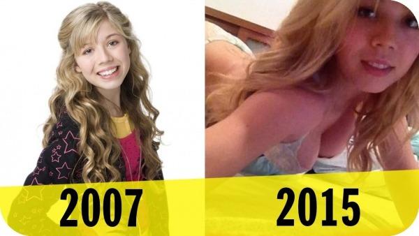 Icarly Personagens Antes E Depois