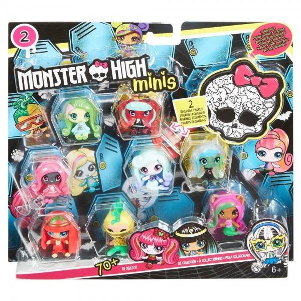 Monster High Minis 8