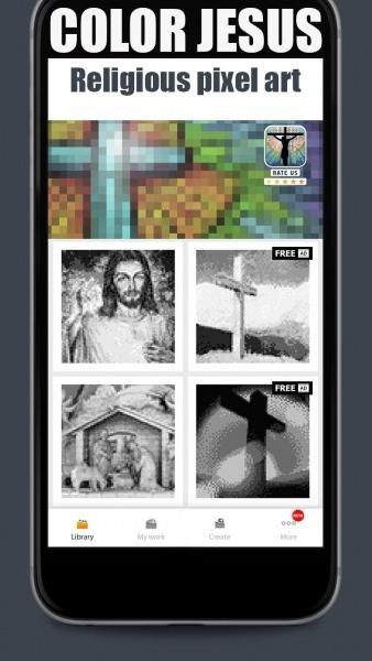 Desenhos De Jesus Para Pintar Para Android