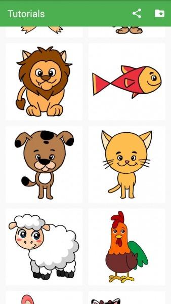 Como Desenhar Animais Fofos Para Android