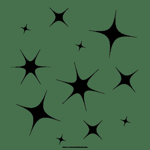 Estrelas Png Desenho 3 » Png Image