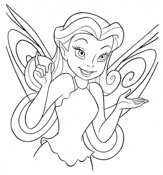 Desenhos Para Colorir Da Disney Channel