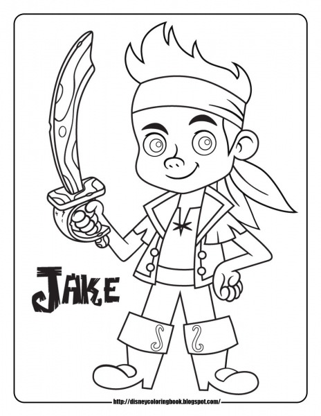 Jake And The Neverland Pirate Party Printables
