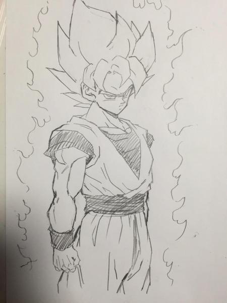 Goku Sayanjin