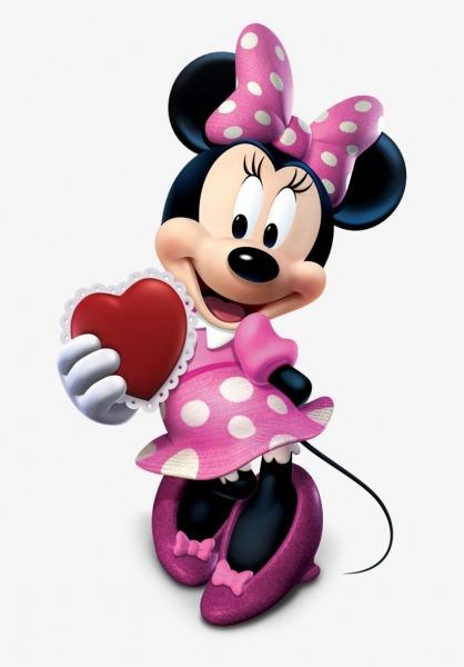 Minnie Mouse Para Imprimir