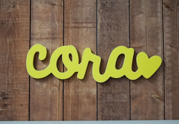 Wooden Name Sign, Wooden Letters, Baby Name, Wooden Nursery Name