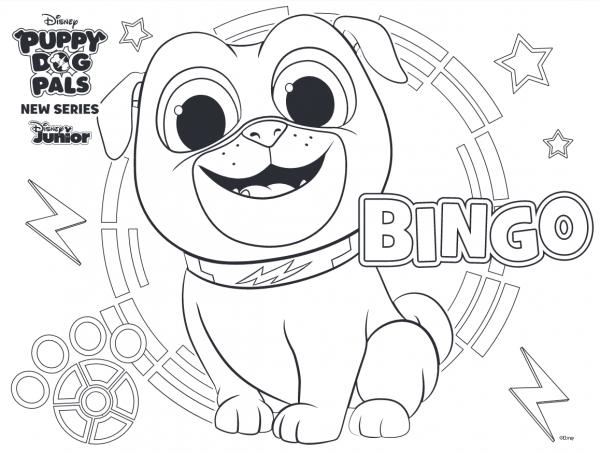 Desenhos Para Colorir Da Disney Junior