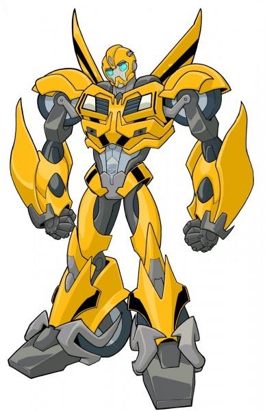 Desenho De Transformers
