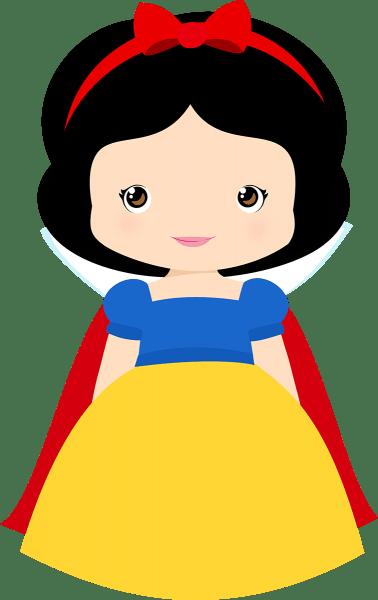 Branca De Neve Desenho Png 1 » Png Image