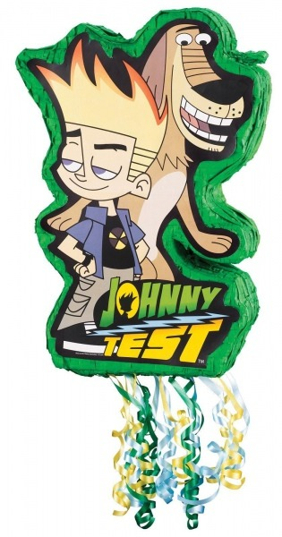 Pin On Johnny Test Party