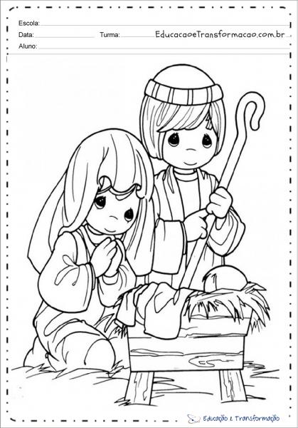 Desenhos EvangÉlicos Para Imprimir