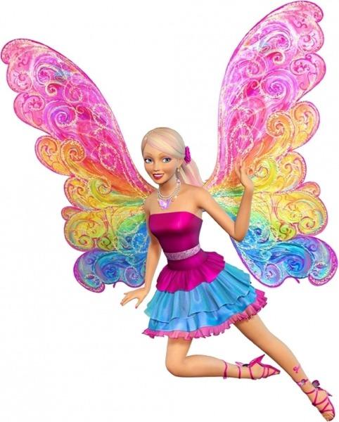 Barbie Segredo Das Fadas (fairytopia)