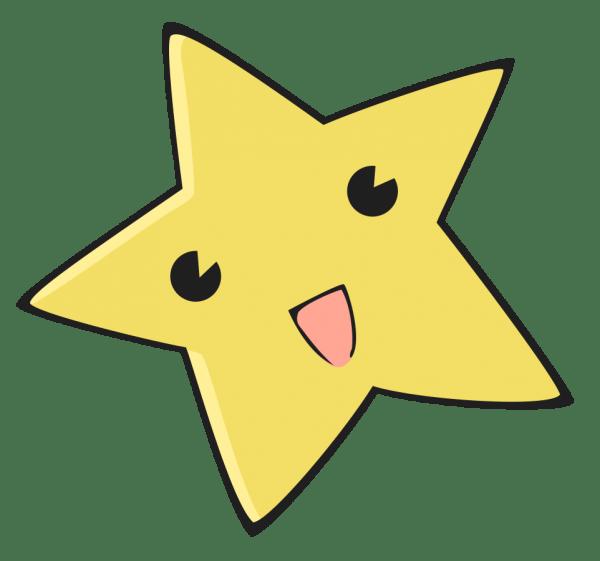 Estrelas Png Desenho » Png Image