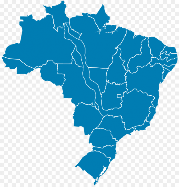 Fiz Um Desenho De Como Seria O Mapa Do Brasil Se A  Ponta  De