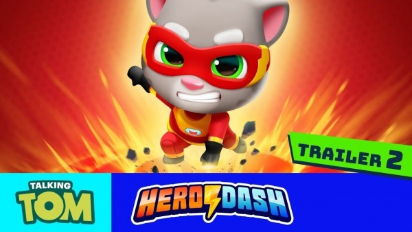 🦸⚡heroes Wanted 🦸⚡ Talking Tom Hero Dash (official Trailer 2