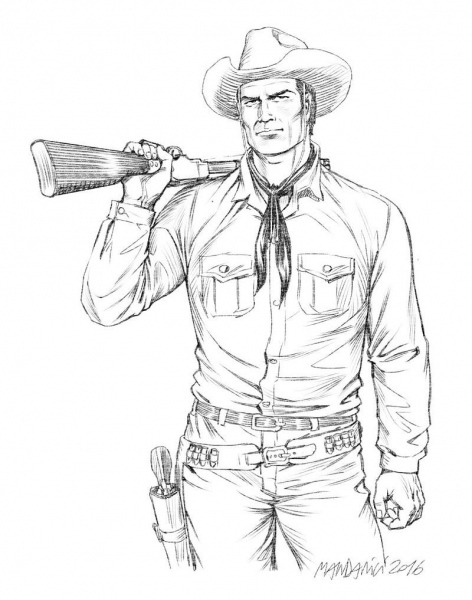 Tex Willer Blog