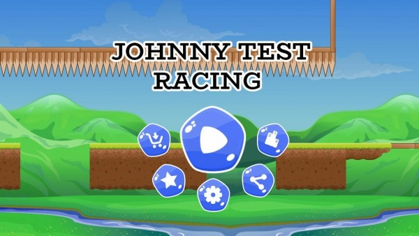 Johnny Test Racing For Android