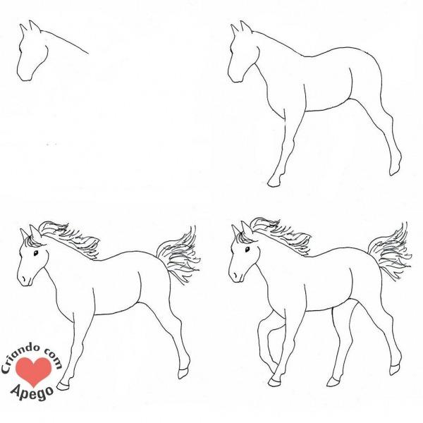 Desenhos Para Desenhar Fácil E Bonito