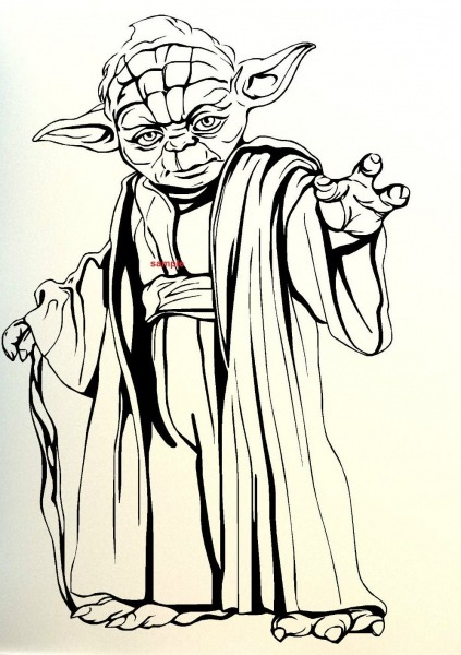 Yoda (star Wars) Cross Stitch Chart Now Available At Www