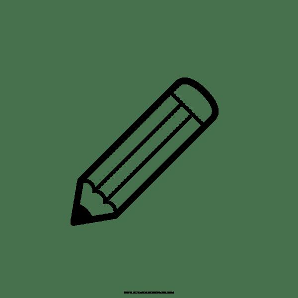 Lápis Desenho Para Colorir