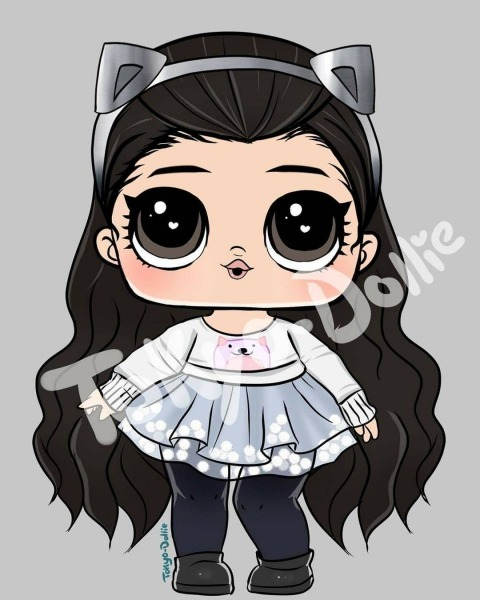 _ Cute Drawing And Inspirations Of Hair And Outfit Requested By