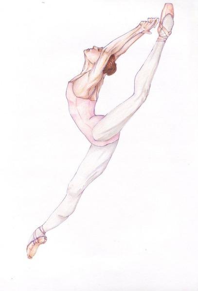 Drawing Dancers