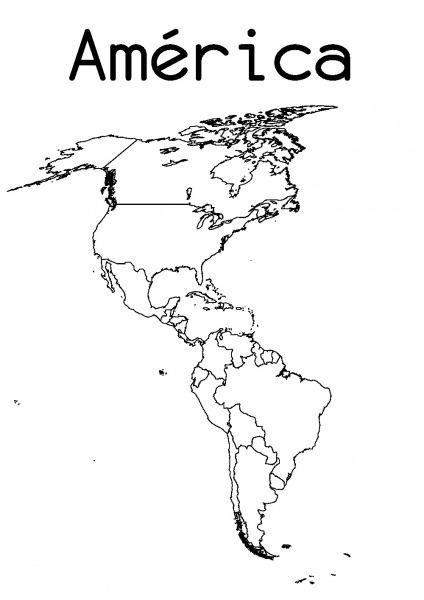 A T I V I D A D E S  Mapas Para Pintar