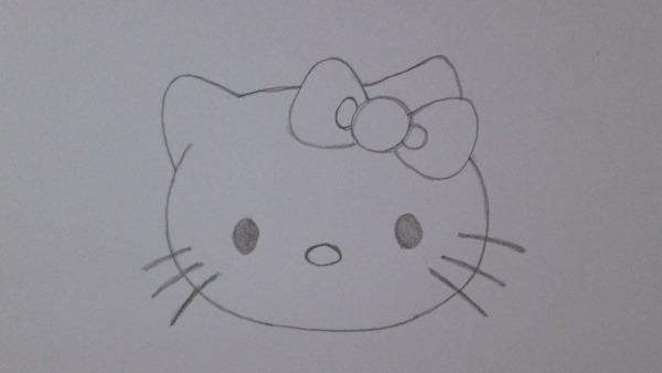 Como Desenhar A Hello Kitty – Free Coloring Pages