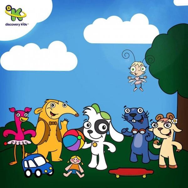 Doki Y Sus Amigos   Doki And Friends  Discoverykids